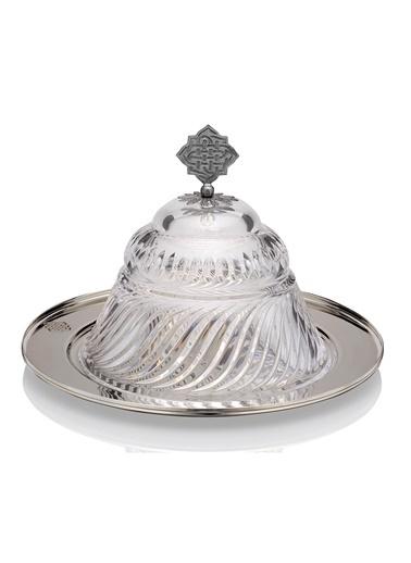 Kristal Bektaşi Gümüş Sahan-Decoristan
